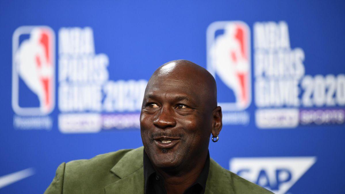 Basketball-Legende Michael Jordan wurde fünfmal MVP