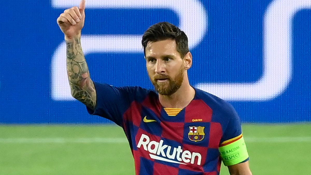 Neues Futter für Spekulationen um einen Messi-Wechsel