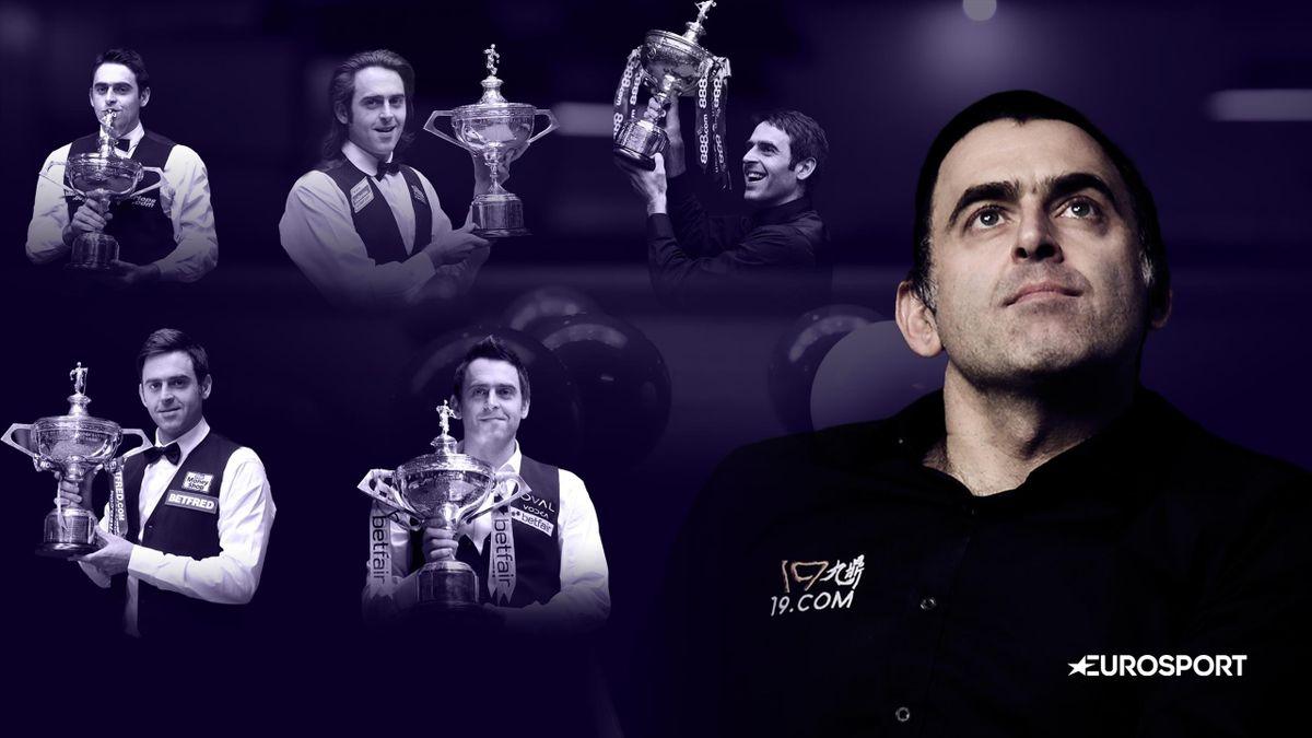 Ronnie O'Sullivan | Snooker | ESP Player Feature