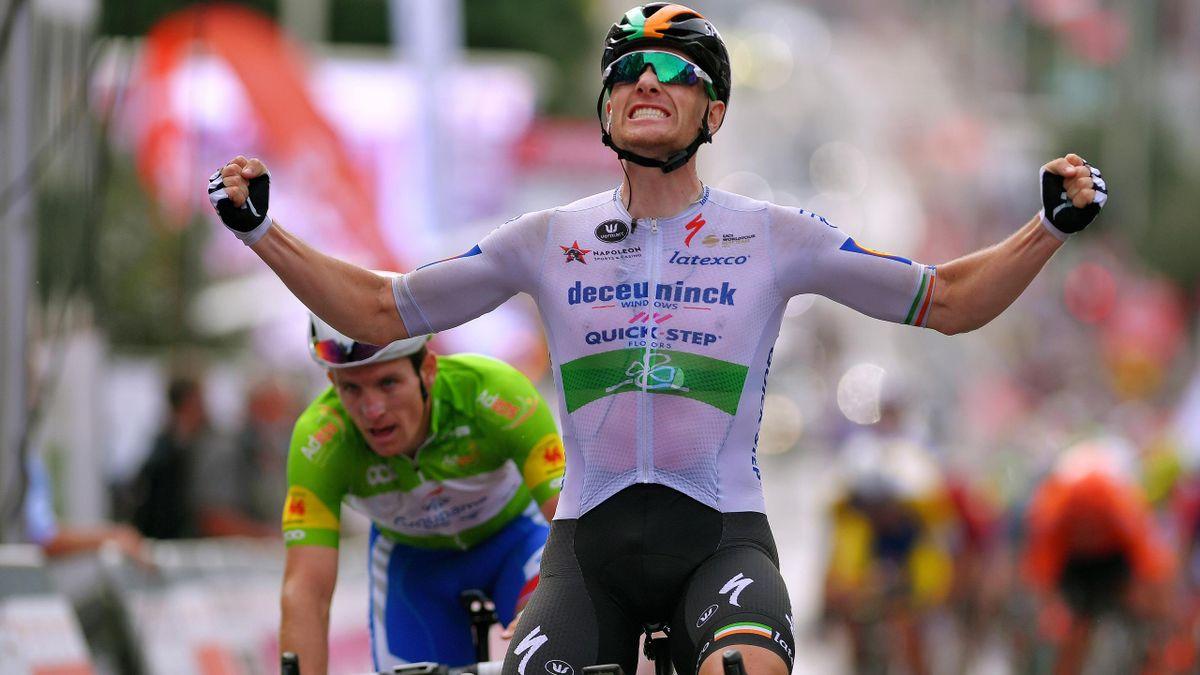 Sam Bennett s-a impus în etapa a 3-a din Turul Valoniei