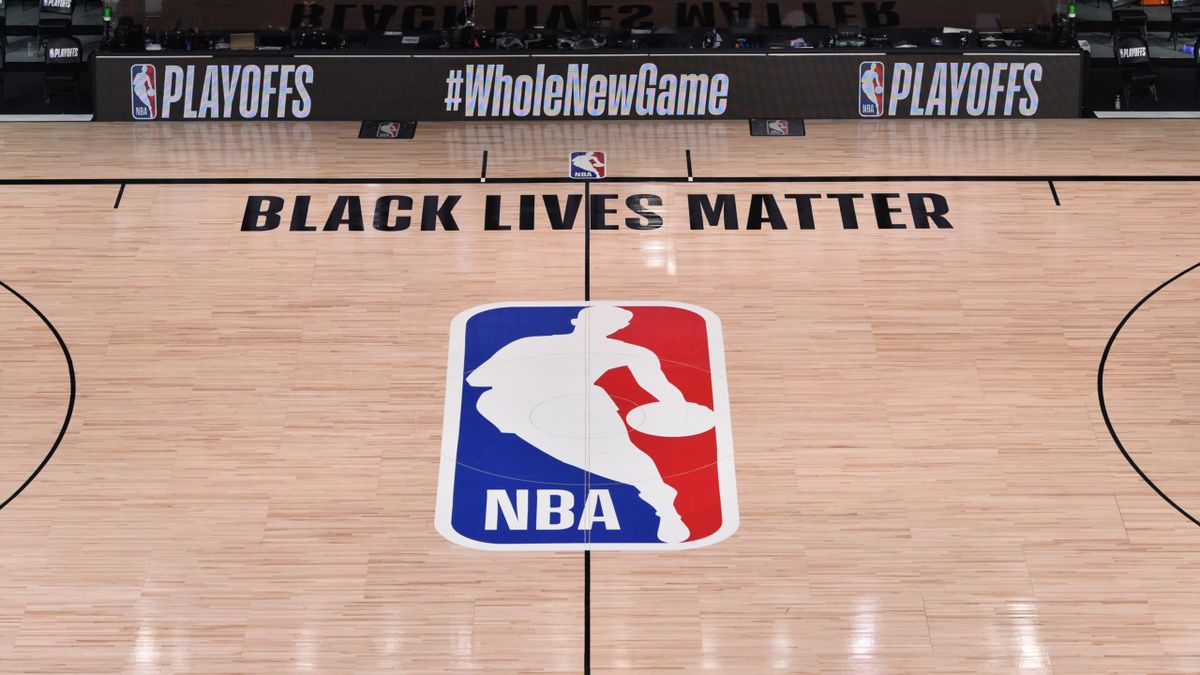 Black Lives Matter - NBA