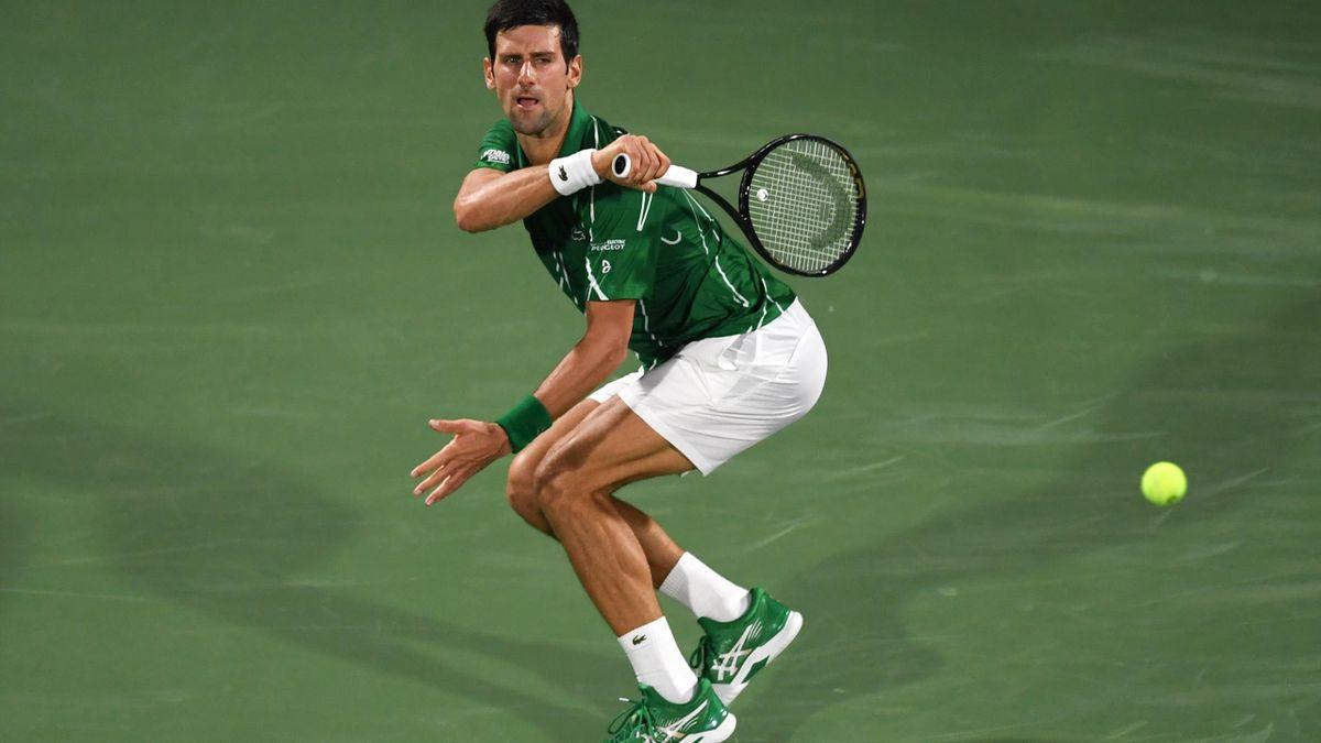 Djokovic gewinnt die Generalprobe für die US Open