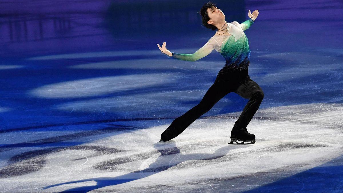 Yuzuru Hanyu ist zweifacher Eiskunstlauf-Olympiasieger
