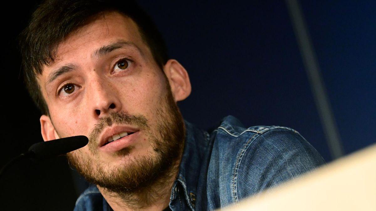 David Silva, noul jucător al lui Real Sociedad, a fost testat pozitiv cu Covid-19