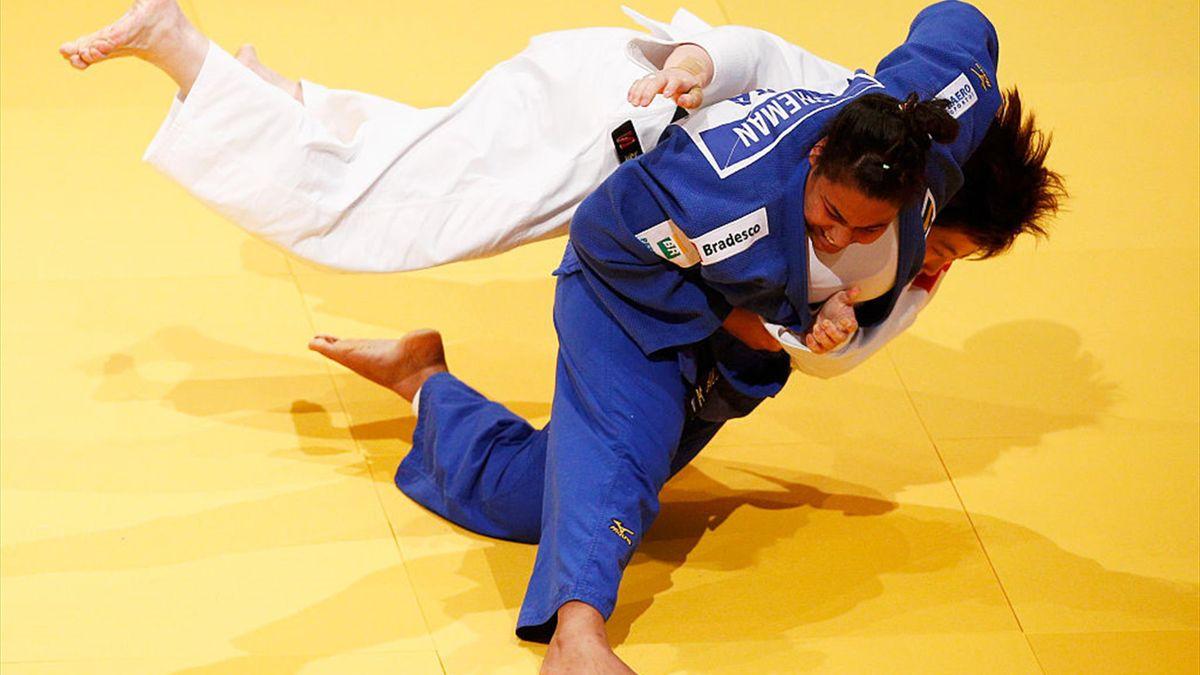 International judo to return in the autumn