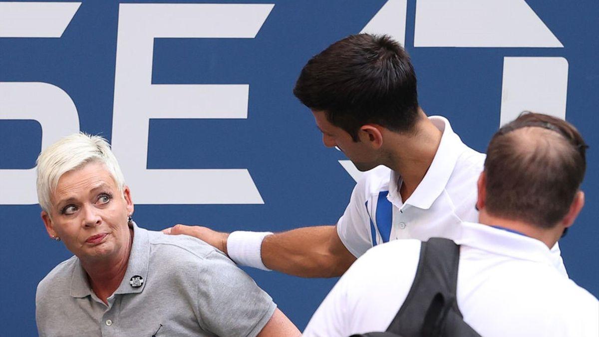 US Open 2020 Djokovic