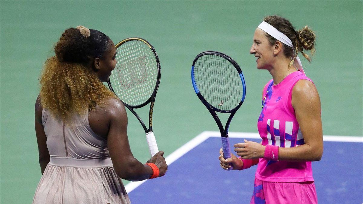 Serena Williams & Victoria Azarenka