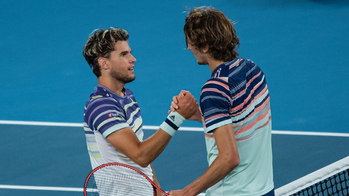 I Don T See A Way That Thiem Doesn T Win Tennis Legends Have Their Say Ahead Of Us Open Final Eurosport