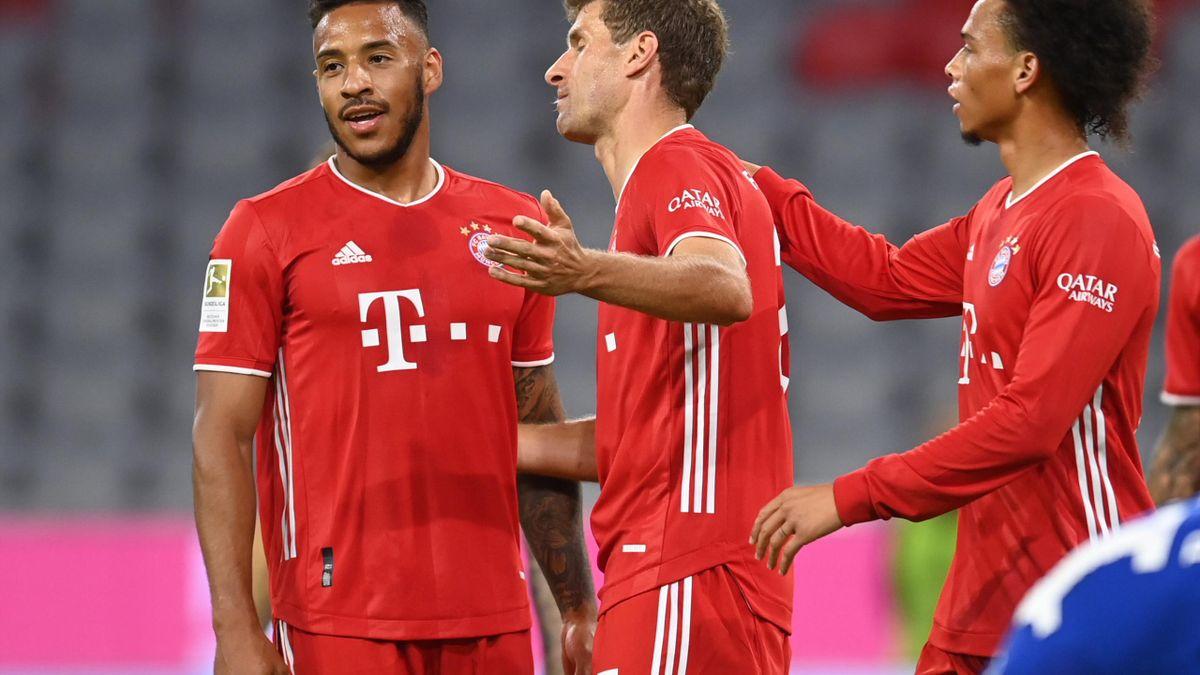 Bayern Gegen Schalke 2021