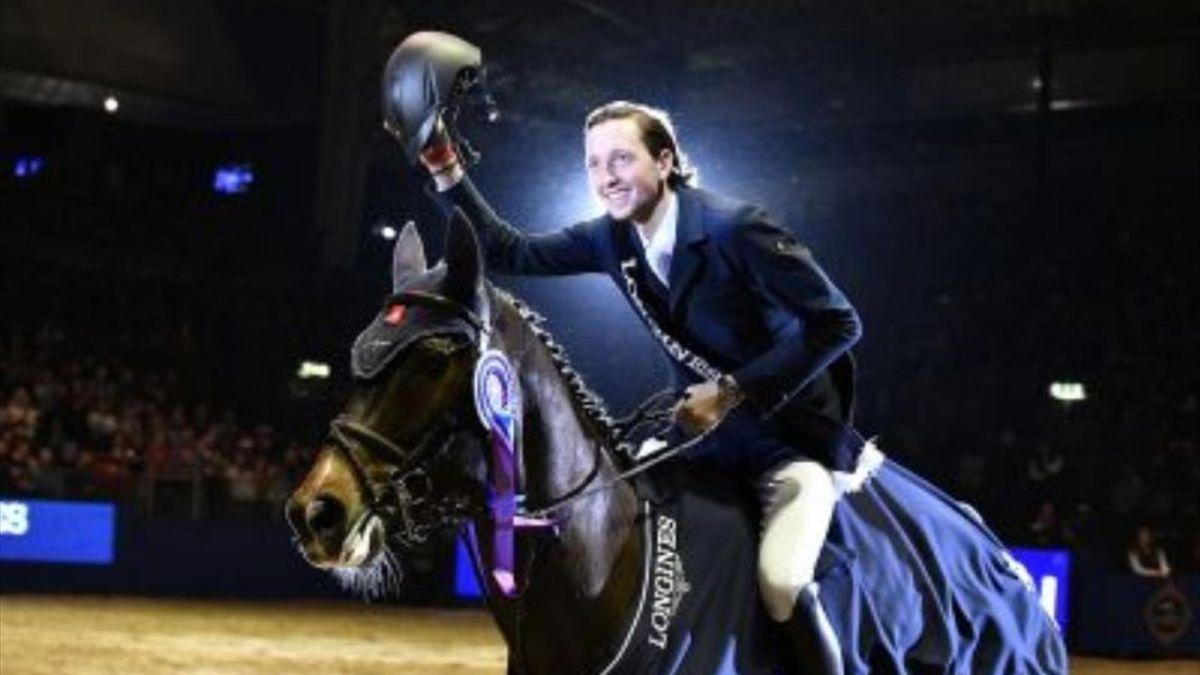 London Olympia Horse Show cancelado