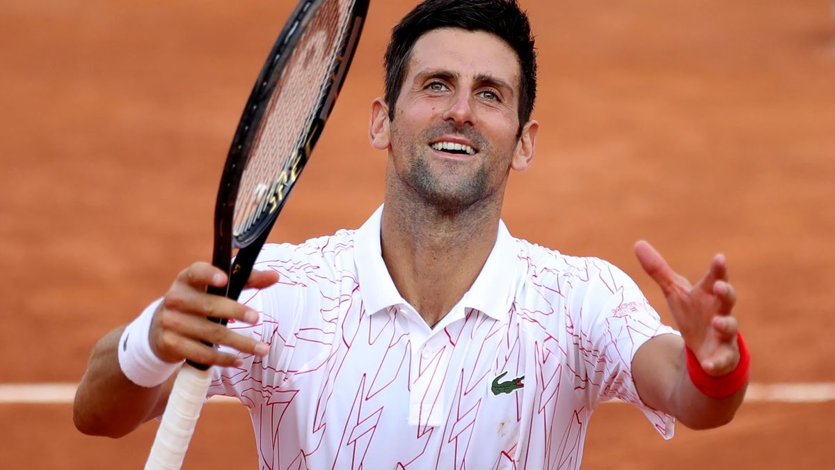 Novak Djokovic s-a calificat în finala MAstersului de la Roma