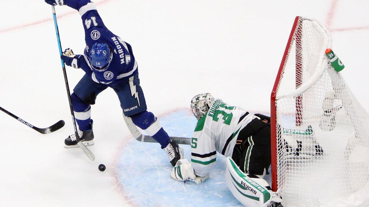 Der Kampf um den Stanley Cup ist derzeit ausgeglichen