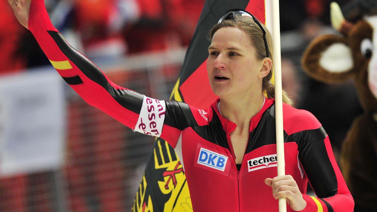 Jenny Wolf wird neue Bundestrainerin der DESG