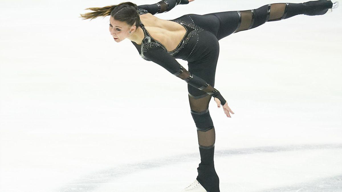 Nicole Schott verpasste das Podium in Oberstdorf