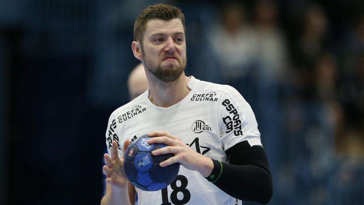 Holt mit dem THW Kiel den Supercup: Niclas Ekberg