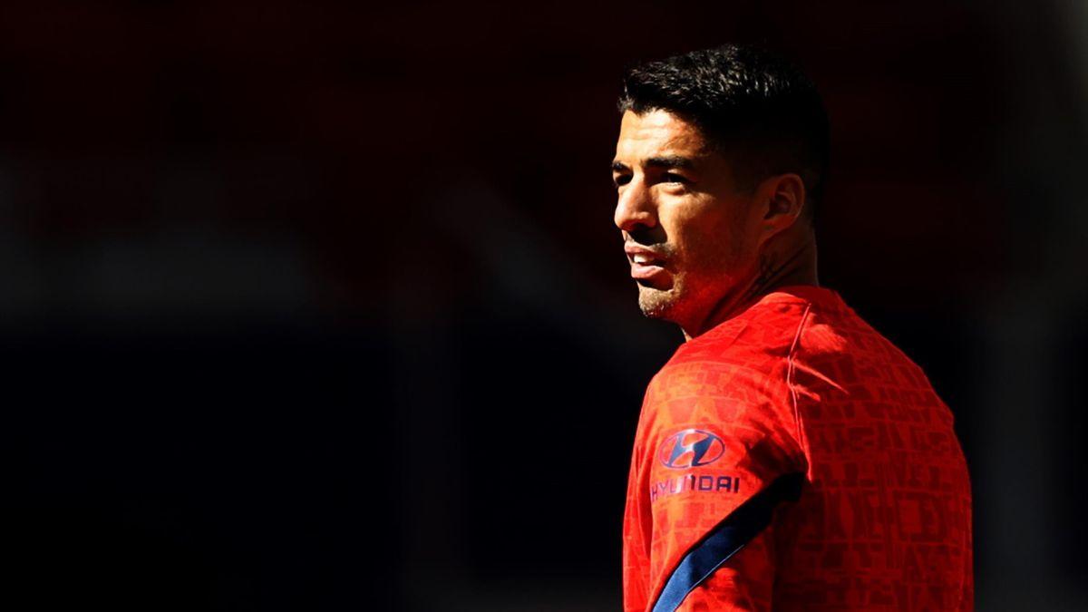 Suárez debuta con el Atlético