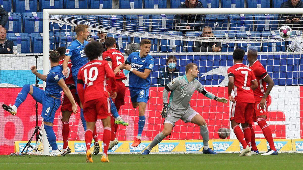 Der FC Bayern verliert gegen Hoffenheim 1:4