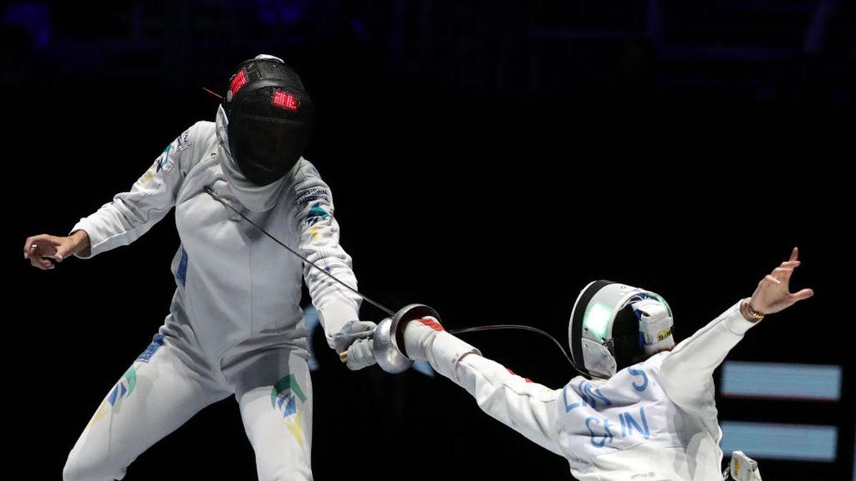 Esgrima: China, un país emergente en el deporte de la esgrima