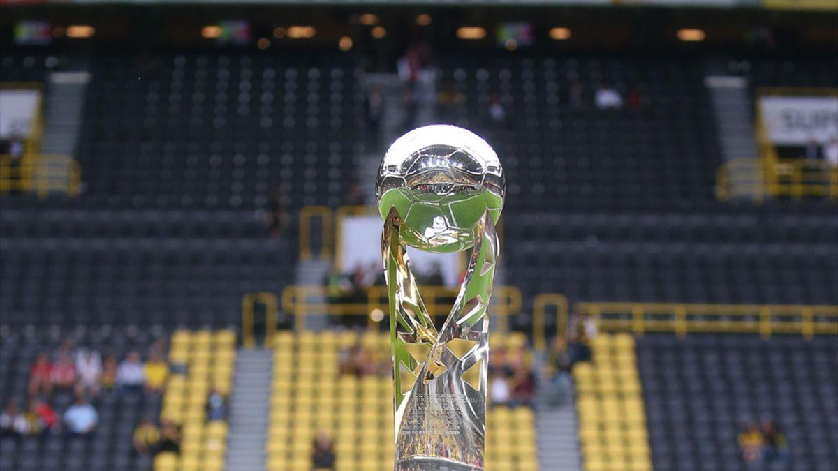 Keine Zuschauer beim Supercup in München