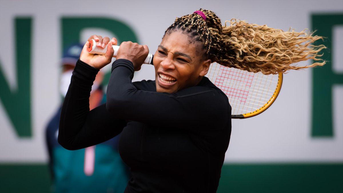 Serena Williams tritt nicht zu Zweitrundenmatch an