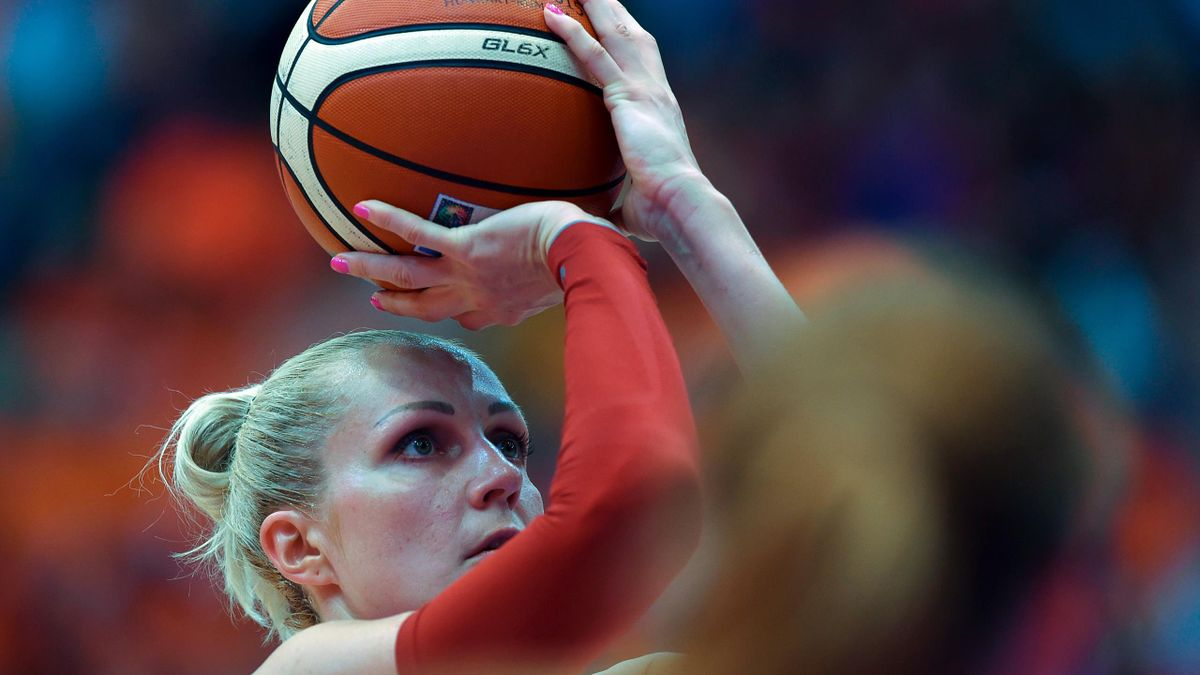 Jelena Leutschanka wurde nach Protesten festgenommen