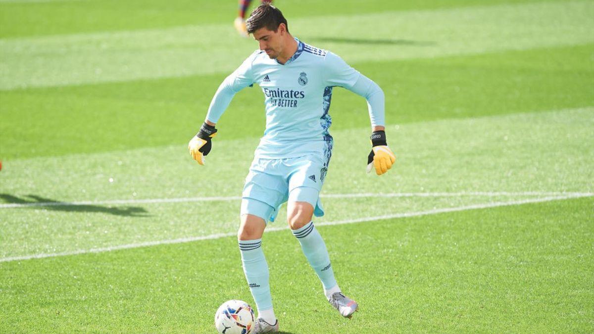 Thibaut Courtois, portarul lui Real Madrid