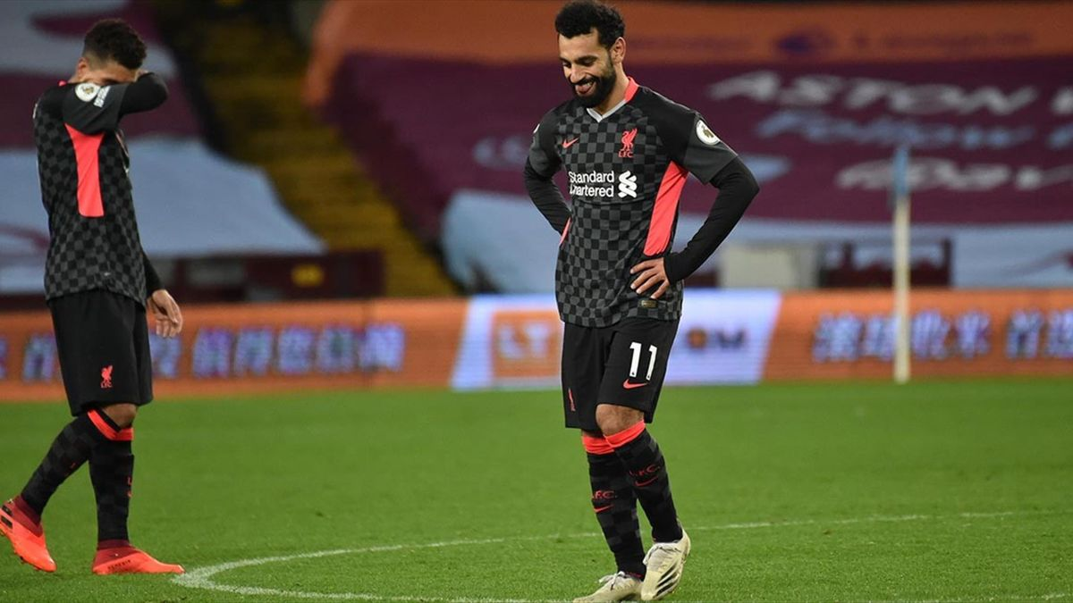 Aston Villa - Liverpool 7-2