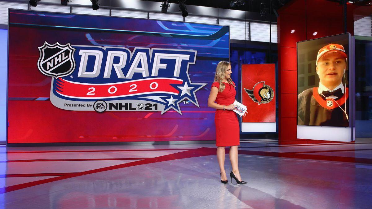 Tim Stützle wurde als dritter Spieler im NHL-Draft ausgewählt