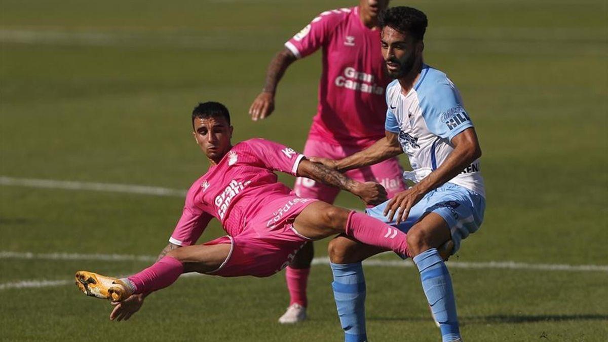 Málaga-Las Palmas