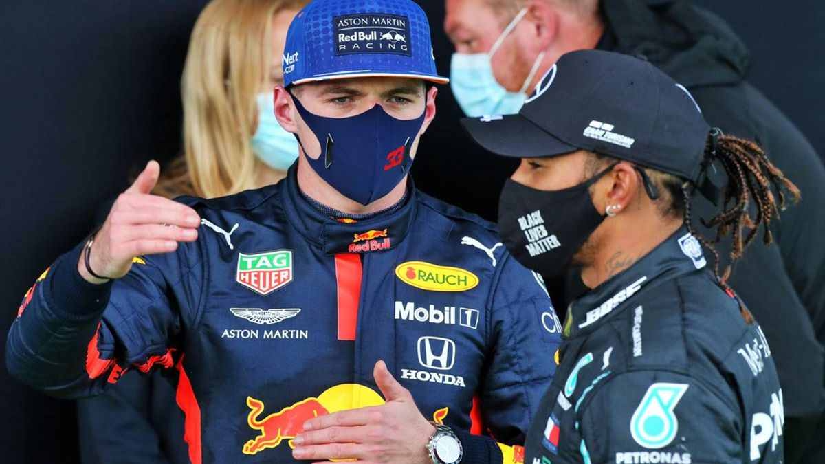 'Second is where we belonged today' - Verstappen
