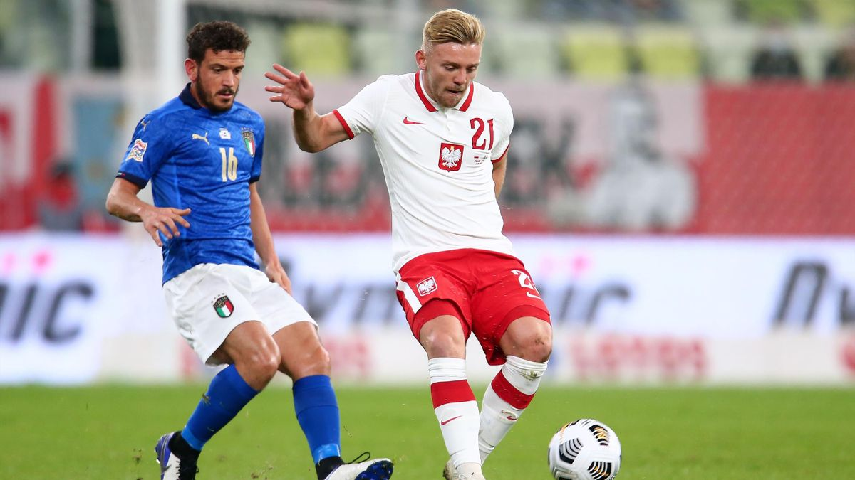 Poland and Italy play out stalemate in Nations League - Eurosport