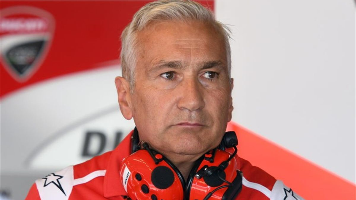 Davide Tardozzi Team Manager Ducati