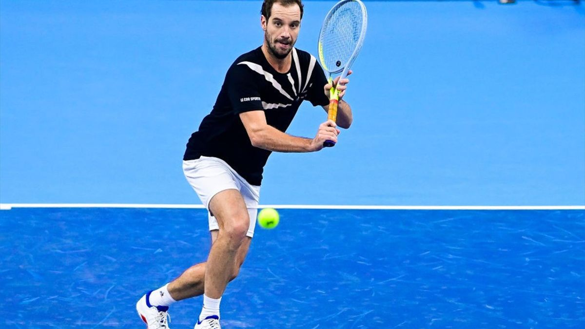 Richard Gasquet is through to the UTS final