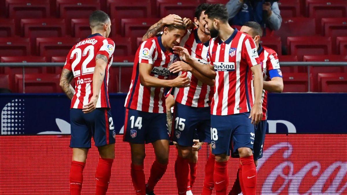 Llorente Atlético-Betis