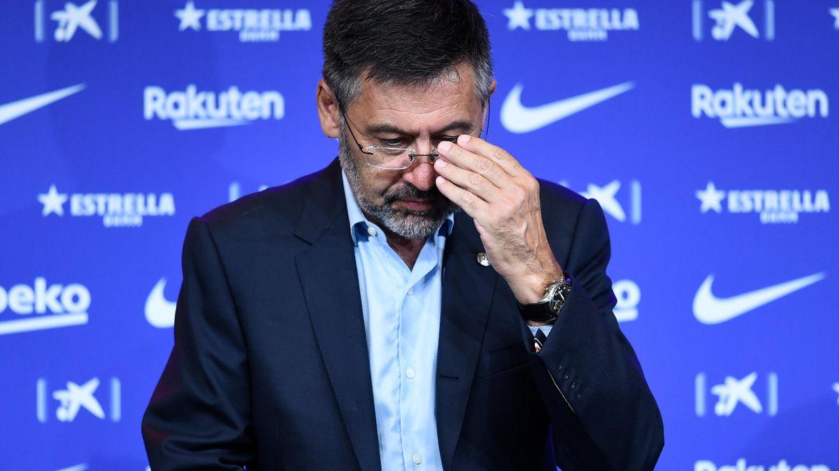 Josep Maria Bartomeu a demisionat de la FC Barcelona