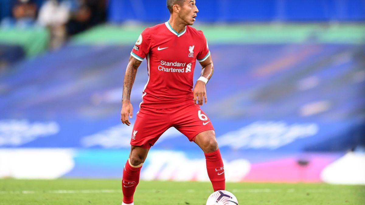 Thiago wird gegen Man City nicht zur Verfügung stehen
