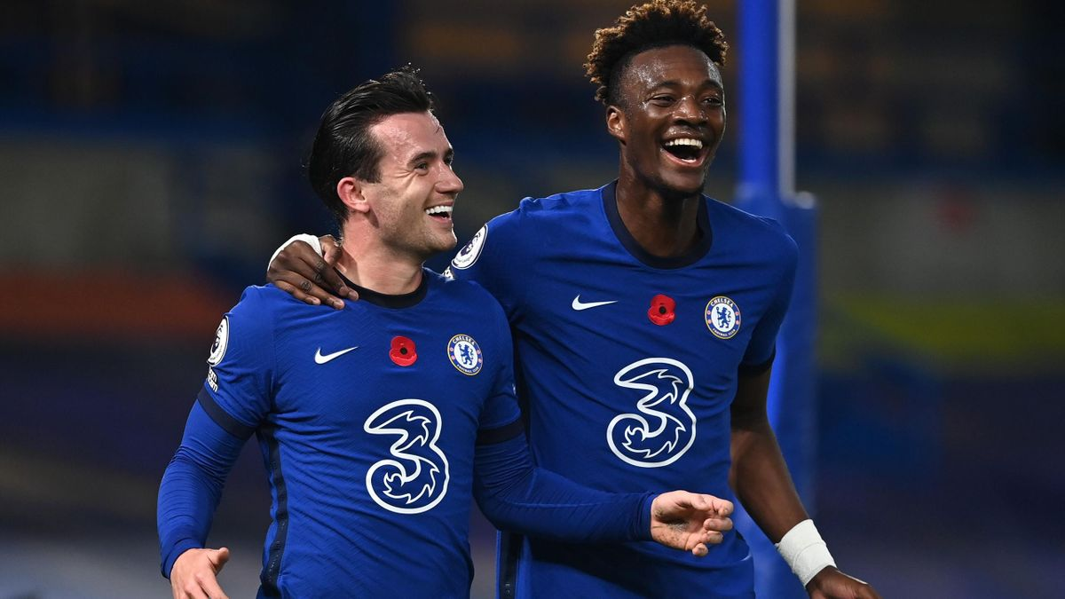 Ben Chiwell and Tammy Abraham