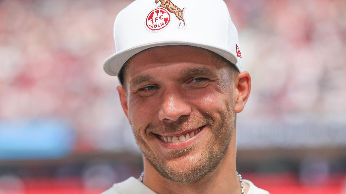 "Podolski: ""Ich freue mich riesig"""