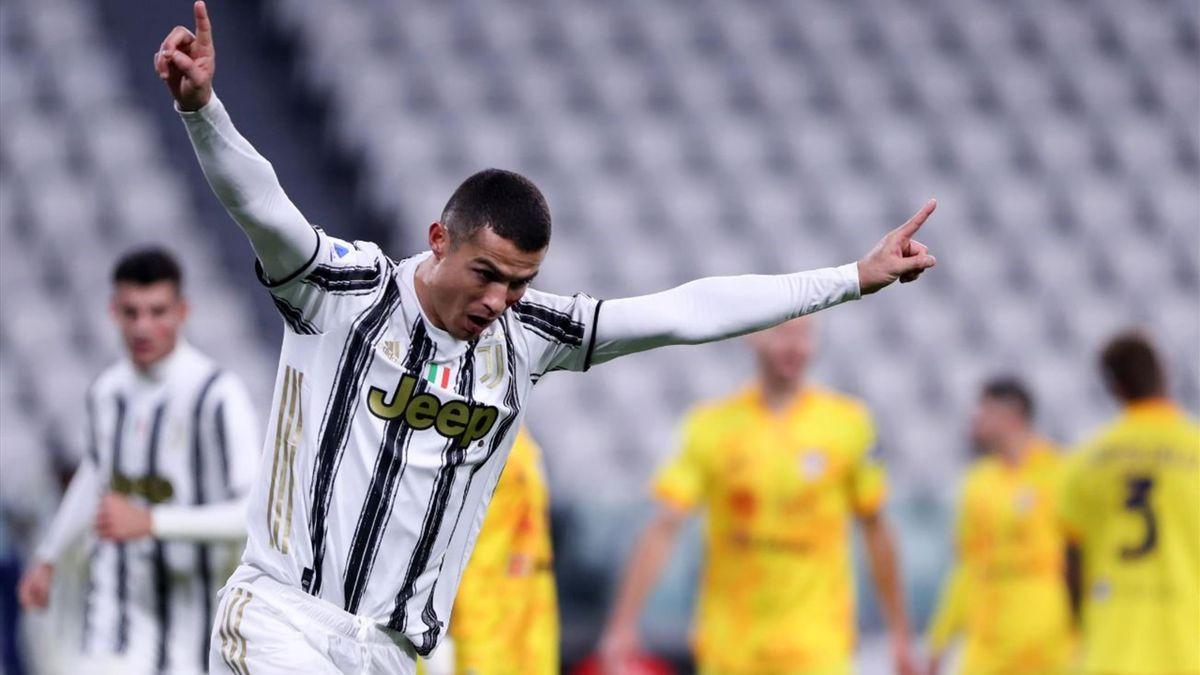 Serie A : Cristiano Ronaldo devrait rester à la Juve jusqu'en 2022