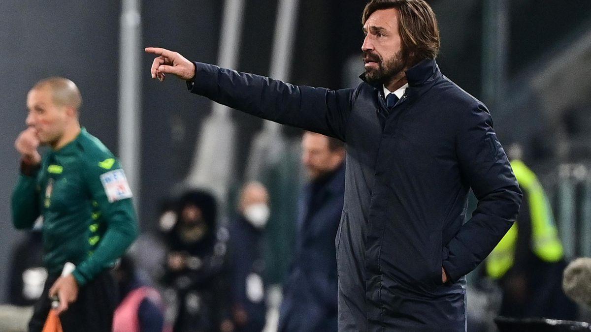 Trainer Andrea Pirlo schonte Superstar Cristiano Ronaldo