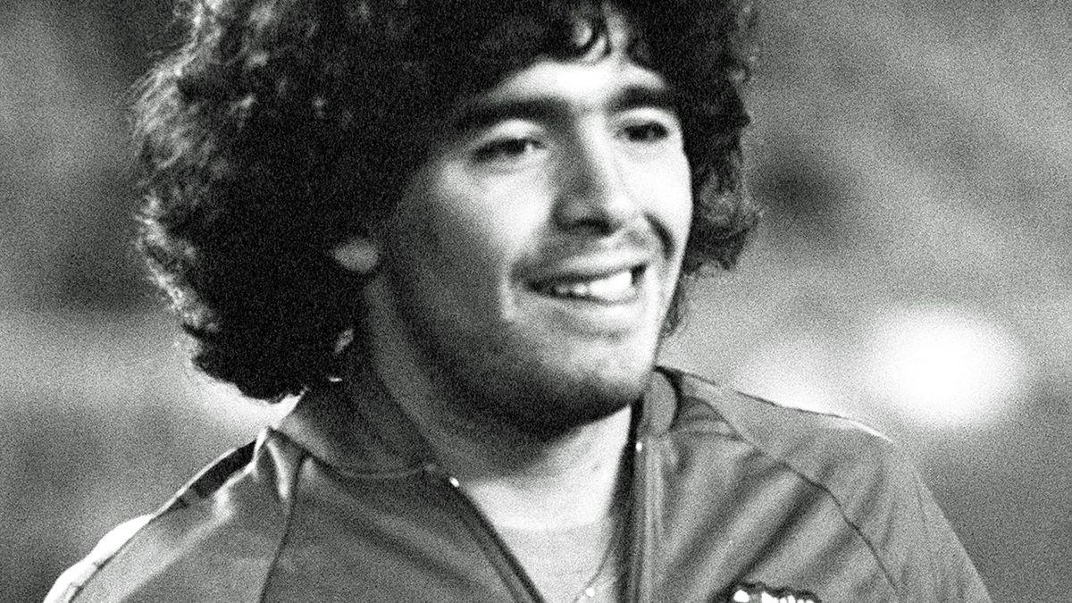 Diego Maradona hatte in Barcelona keine einfache Zeit