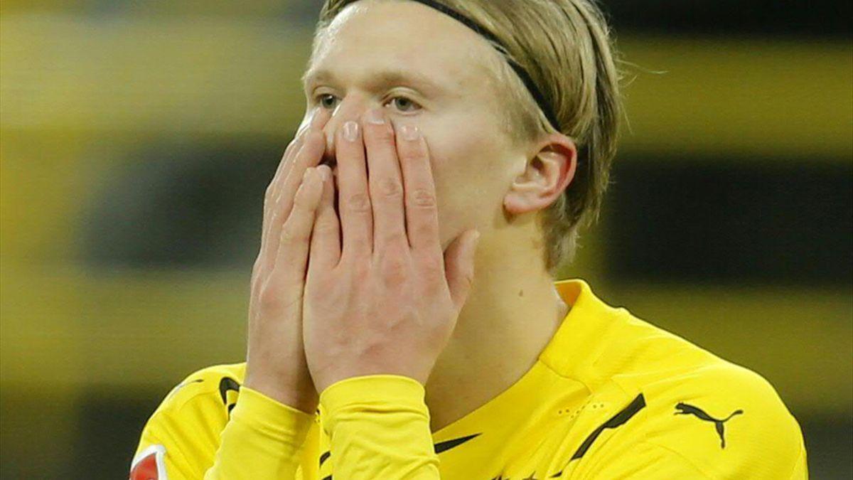 Erling Haaland s-a accidentat și nu va mai juca în 2020
