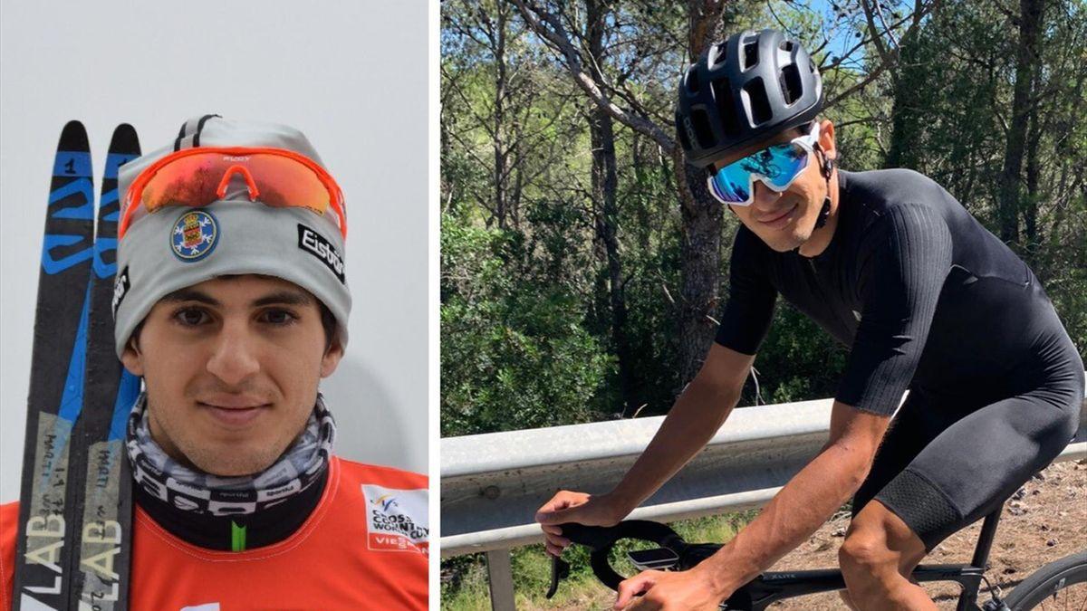 🎧 PODCAST 'Planeta Olímpico' | Martí Vigo, del esquí de fondo... ¡al ciclismo!