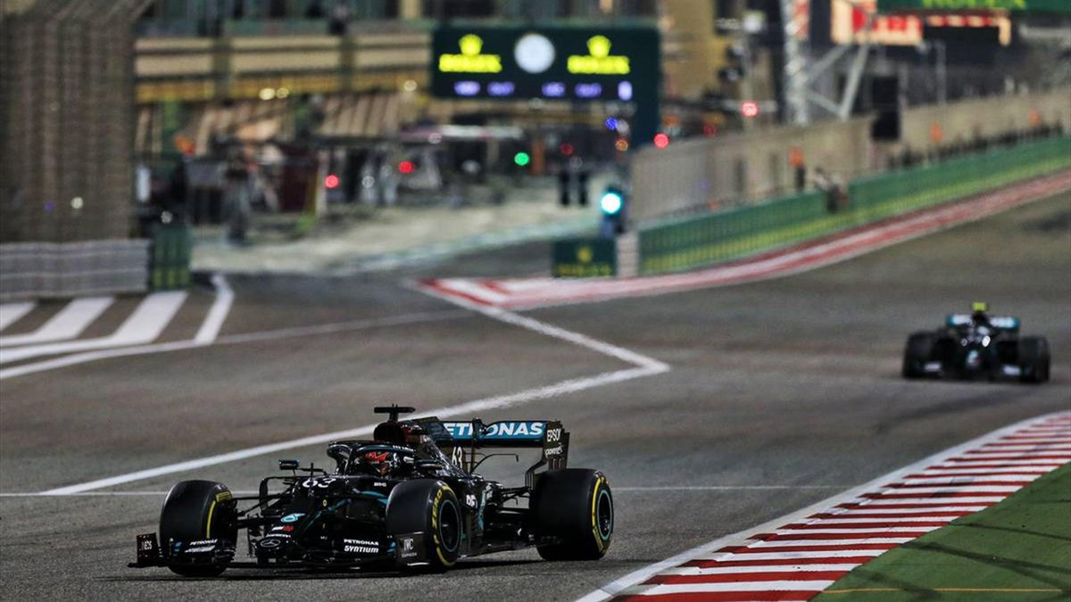 'Gutted' Russell faces Sakhir GP disqualification