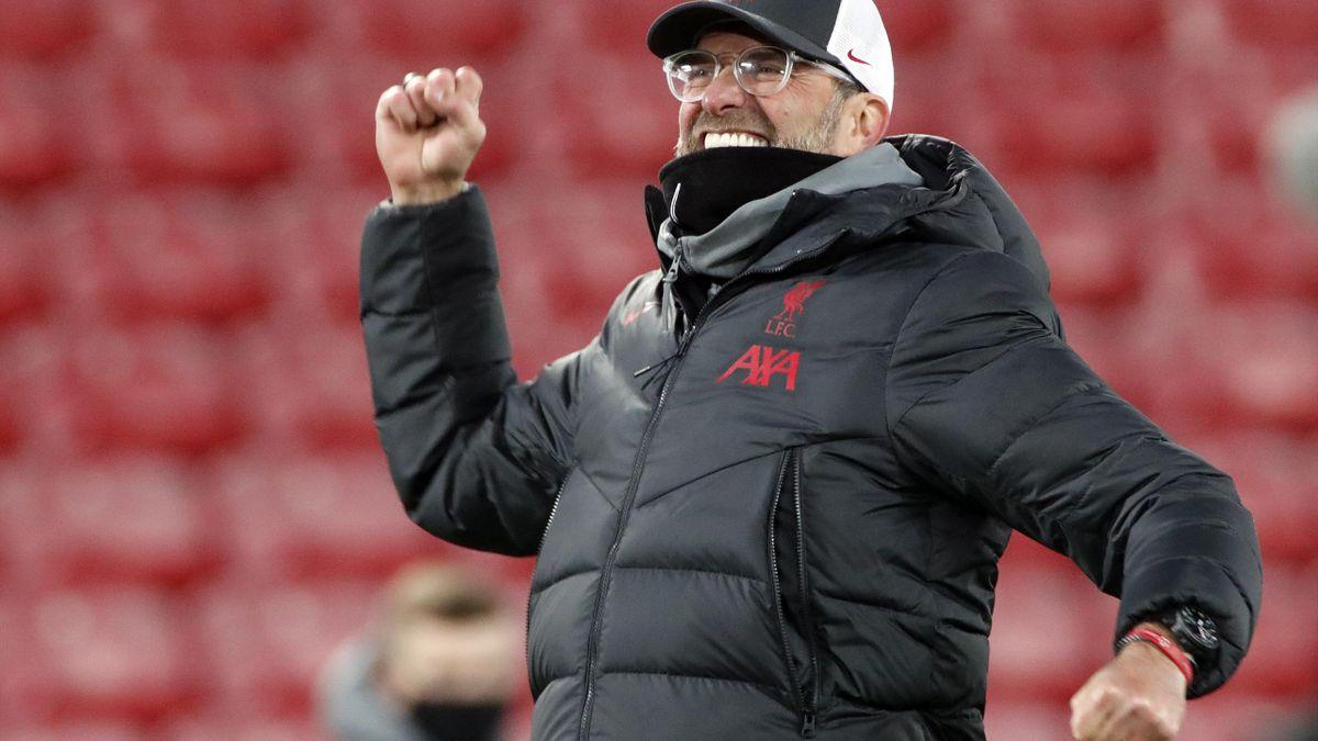 Jurgen Klopp, încântat de revenirea fanilor pe Anfield