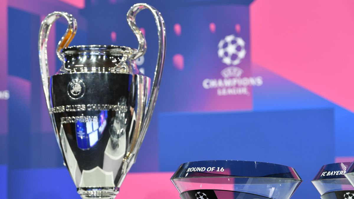 Sorteo de octavos de final de Champions League