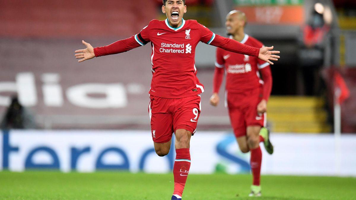 Firmino traf zum Sieg für Liverpool