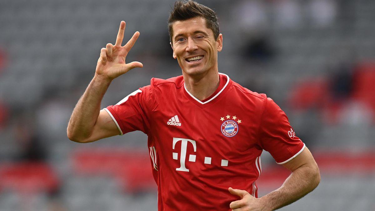 Lewandowski und Co. wollen drei Punkte