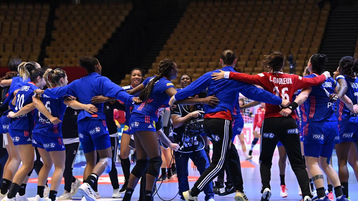 Norwegen Frankreich Handball