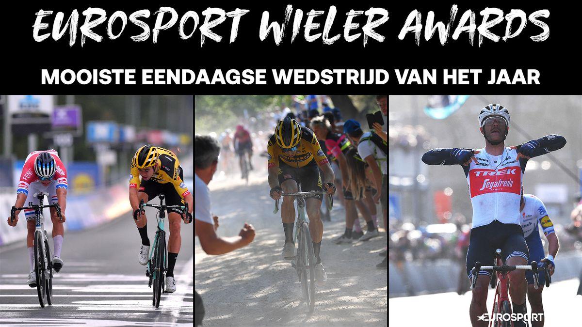 Eurosport Wieler Awards 2020 | Genomineerden 'Eendaagse koers van het jaar'